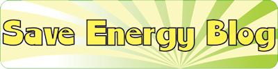 Save Energy Blog Logo