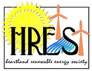 Heartland Renewable Energy Society HRES Logo